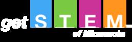 getSTEM Logo white